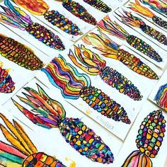 Need only be cut out # … Watercolor corn ready. Must only be cut out Watercolor corn ready. Need only be cut out # … Watercolor corn ready. Must only be cut out Thanksgiving Art Projects, Fall Art Projects, Classroom Art Projects, School Art Projects, Art Classroom, Texture Art Projects, Pilgrims Thanksgiving, Halloween Art Projects, Art 2nd Grade