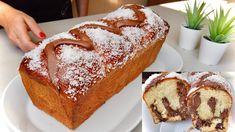 PAN BRIOCHE SOFFICISSIMO NUTELLA E COCCO ricetta facile VERY SOFT NUTELL... Food Cakes, Hazelnut Butter, Plum Cake, Chocolate Shop, Croissants, C'est Bon, Relleno, Cake Pops, Cake Recipes