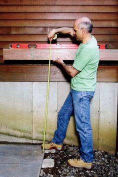 fabriquer un escalier en bois interieur-diy