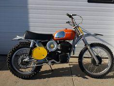 1972- Husqvarna 450CR