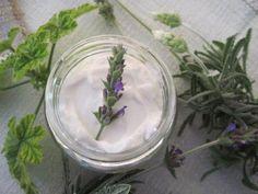 Homemade face and body cream | InspiredNourishment.wordpress.com