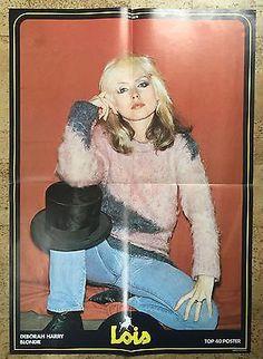 Blondie Lois Jeans official 70's Dutch merchandise product poster