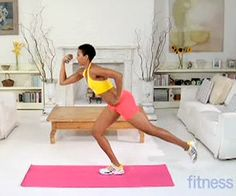 Tighter Thighs... Inside and Out. Great exercises....