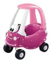Little Tikes Princess Cozy Coupe with Glitter - the ultimate ride for your little diva! #toys