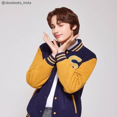 Kai, Adidas Jacket, Bomber Jacket, Pop Photos, Young Ones, Insta Instagram, Korean Boy Bands, Have Time, Lost Boys