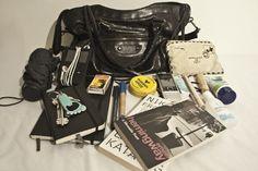 **DEAD FLEURETTE**: What's in my bag?