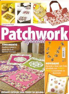 Revista Patchwork 16 - silmara - Álbumes web de Picasa