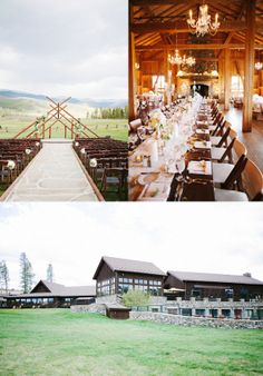 Devil's Thumb Ranch Resort & Spa - Tabernash, CO - http://www.devilsthumbranch.com/index.cfm/page/Weddings/pid/10206 - #wedding #venue #weddingvenue