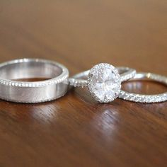 With this ring. #BrilliantEarth #EngagementRing