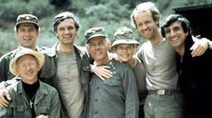 M*A*S*H  Grew up watching this with my dad. Though it was about Korea, it was actually about Vietnam. Would have been to controversial at the time. Watched a lot of war movies, and history with dad, Airborne Ranger, Special Forces, I had my own commentator. Good times. ❤️