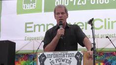 Seattle Hempfest 2015 - Rep. Roger Goodman - End Cannabis Prohibition