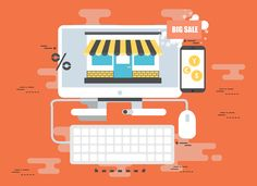 Defining Your Customer's Digital Journey E Commerce Business, Online Business, Custom Pc, Back To School Sales, Ecommerce Store, Ecommerce Platforms, Selling Online, Online Sales, Virtual Assistant