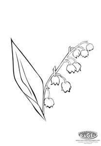 images of Karis Tattooan Lily Of The Valley Tattoos