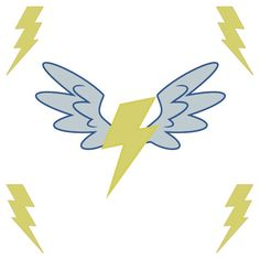 My little Pony - Wonderbolts Cutie Mark