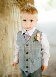 ring bearer outfits - So adorable! I better have a niece or nephew by the time I get married