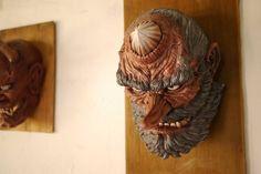 The Great Tengu Mask by pochishen.deviantart.com on @DeviantArt