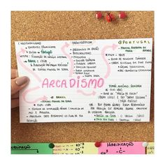 """358 curtidas, 6 comentários - Futura Dra. Gabriela👩🏼⚕️ (@sonhodamedicina) no Instagram: """"LITERATURA - ARCADISMO. #resumosonhodamedicina #literatura #resumos"""""""