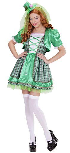 Déguisement Irlandaise Saint Patrick femme   Deguise-toi 1e2f710de0a