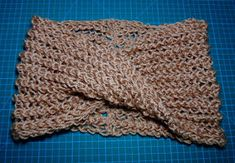 Costurar e Renovar: Golinhas torcidas em tricô