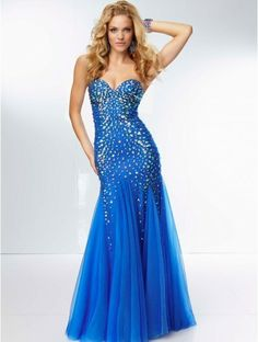 Cheap blue mermaid prom dress, Buy Quality prom dresses 2016 directly from China mermaid prom dress 2016 Suppliers: Luxury Unique Crystal Beads Blue Mermaid Prom Dresses 2016 Long Tulle Prom Gowns Open Back Celebrity Pageant Dresses Mori Lee Prom Dresses, Elegant Prom Dresses, Long Prom Gowns, Backless Prom Dresses, A Line Prom Dresses, Cheap Prom Dresses, Prom Party Dresses, Pageant Dresses, Evening Dresses