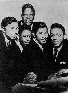"Cadillacs, ""Speedo"" (1955)... Listen: http://grooveshark.com/s/Speedo/3puyYM?src=5"