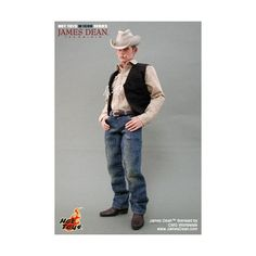 Hot Toys Hottoys James Dean 1 6th Action Figure Cowboy Version Limited Edition | eBay