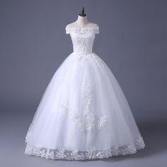 Beaded Wedding Gowns, Wedding Dress Prices, Princess Wedding Dresses, Bridal Wedding Dresses, Bridal Style, Bridesmaid Dresses, Beach Bridal Dresses, Lace Bride, White Satin