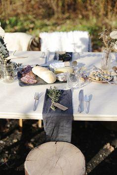 Autumn Harvest Table @themerrythought