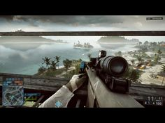 BF4 THE BEST SNIPER RIFLE IS BACK! :)