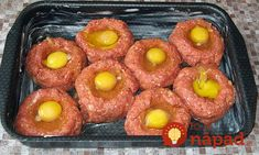 Archívy Hlavné jedlá - Page 4 of 120 - To je nápad! Hamburger And Sausage Recipe, Sausage Recipes, Baking Recipes, Keto Recipes, Helathy Food, Ground Meat Recipes, Salty Foods, Russian Recipes, Food 52