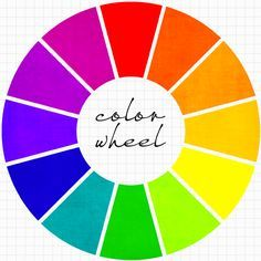 Why do some color schemes work, and others don't? the most amazing post on the colour wheel!