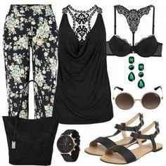Freizeit Outfits: Spitze bei FrauenOutfits.de #fashion #fashionista #mode #damenmode #frauenmode #frauenoutfit #damenoutfit #outfit #frühling #sommer #modetrend #trend2018 #modetrend2018 #ootd #trend #sweet