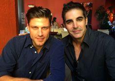 Greg V and Galen G