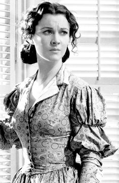 Vivien Leigh ~ Gone With The Wind, 1939