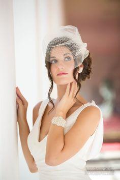 Pearl bracelet, vintage style, swarovski crystal embroidered cuff, Bridal sash, hand made sash ribbon bracelet, wedding, bride,   brides, by SophiabeauBridal on Etsy
