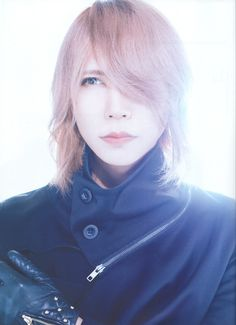 Dir En Grey Shinya, Visual Kei
