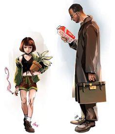 Matilda & Leon