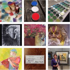Instagram Round-Up | Paint. Draw. Blend. Polaroid Film, Draw, Painting, Instagram, Decor, Decoration, To Draw, Painting Art, Sketches