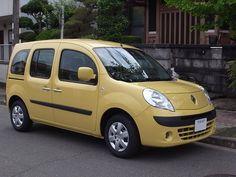 We bought Renault Kangoo on June 5, 2012.  I'm so happy!
