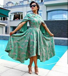 Awesome latest african fashion look African Fashion Designers, Latest African Fashion Dresses, African Inspired Fashion, African Print Dresses, African Print Fashion, Africa Fashion, African Dress, Latest Fashion, African Prints