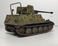 1/87 HO Marder II, battle of Kursk