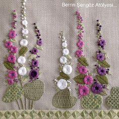 Günaydın... İyi pazarlar...#günaydın #goodmorning #flowers #handembroidery #handmade #embroidery #nakış #dekoratifnakış #elişi #elnakışı #needleart #needlework #
