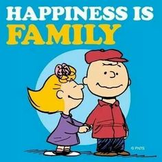 Happiness is FAMILY