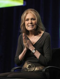 """""""If you say, I'm for equal pay, that's a reform. But if you say. I'm a feminist, that's a transformation of society."""" — Gloria Steinem"""