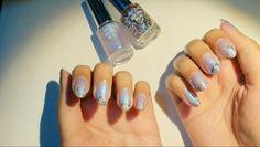Check out how I got these beautiful, magical, mermaid nails. #nailart #nails #lakme #glitter #mermaid #holographic #tutorial #nailartdesigns #nailarttutorial #youtube Mermaid Nail Polish, Mermaid Nails, Nail Polish Art, Nail Polish Designs, Nail Art Designs, Holographic, Nailart, Channel, Glitter