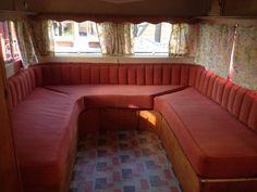 Beautiful Vintage Bluebird Classic Caravan 'Sunparlour' 1957