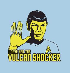 Star Trek: Shocking!