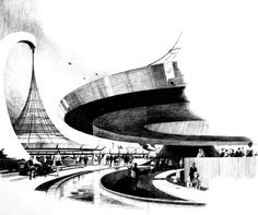 James Maccormick, Australian Pavilion at Osake World Expo '70