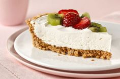 weight watchers recipes: WW Cheesecake PointsPlus+ = 5