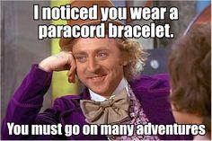 Paracord Bracelet - AR15.Com Archive